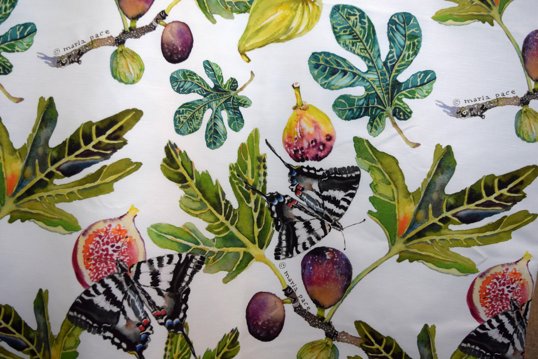 fig & zebra swallowtail