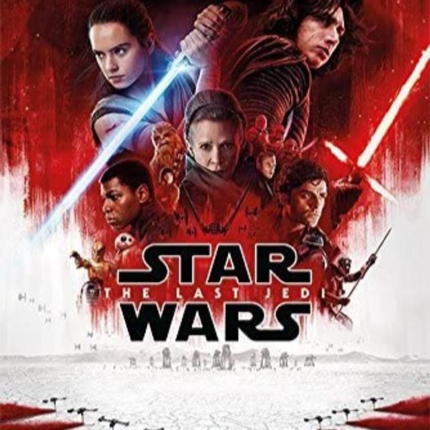 Star Wars: The Last Jedi @ 6PM (PG-13)