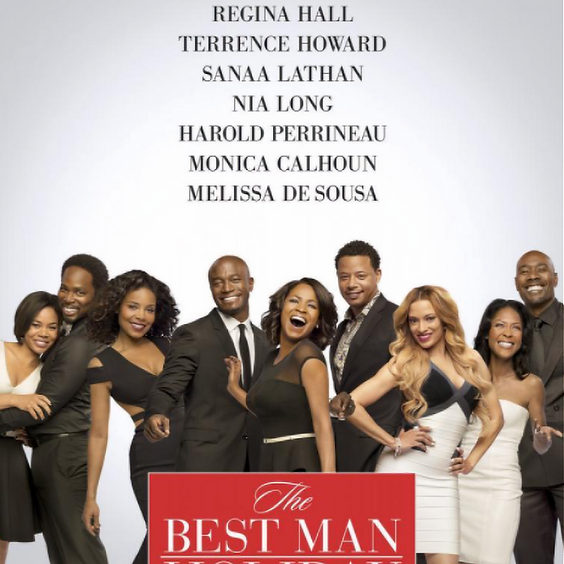The Best Man Holiday (R) 5:30 PM