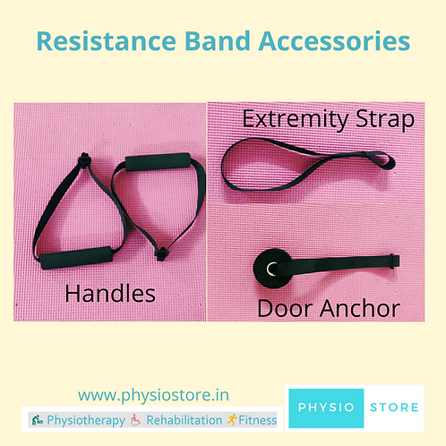 Resistance band Accessories