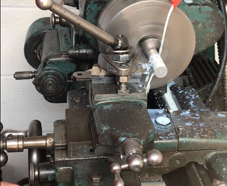 We can offer parts machining / lathe / turning services in-house on our 50 inch bed Lathe