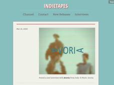 intervista con Avoria su Indietapes
