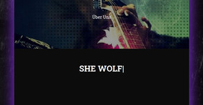 Avoria sul blog She Wolf