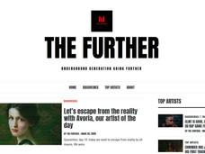 Avoria sul blog The Further