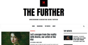 Avoria sul blog The Further