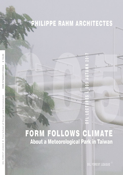 Philippe Rahm | Form Follows Climate (eBook)