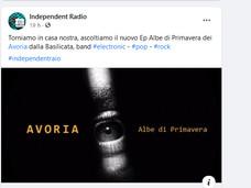 Avoria su Independent Radio