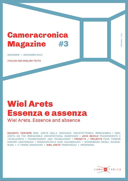 CAMERACRONICA #03 (printed)