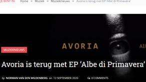 Maxazine recensisce il nuovo EP