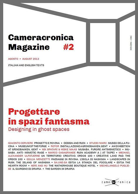 CAMERACRONICA #02 (printed)