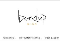 Avoria sul blog Band Up