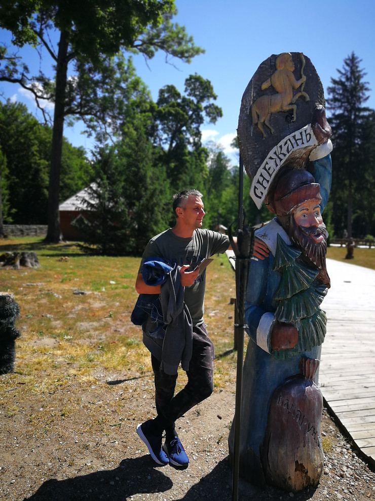 Реликтовый лес - Беловежская Пуща или наши выходные в Беларуси