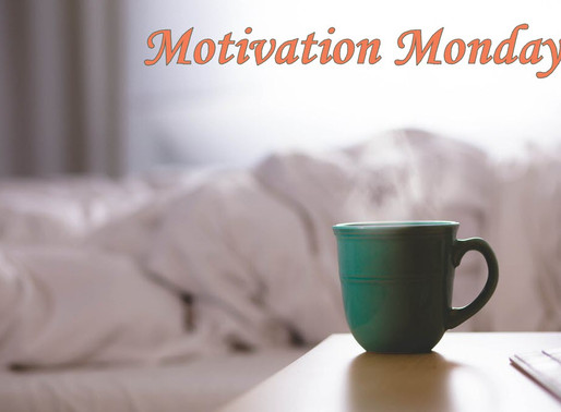 Motivation Monday - Living Intentionally