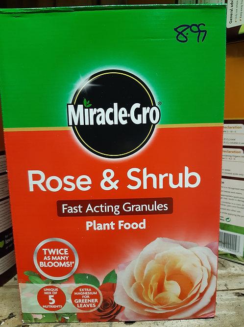 Rose and shrub plant food 3kg