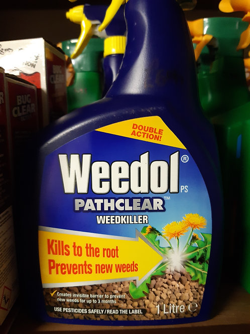 Weedol pathclear weedkiller