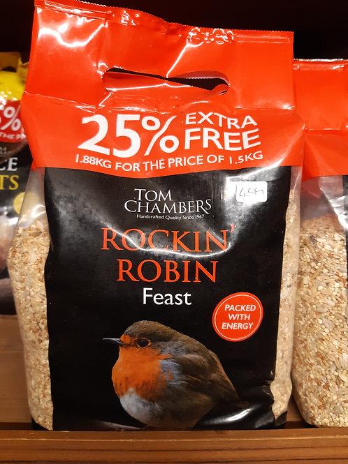 Rockin robin feast 1.88kg