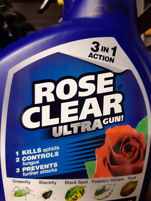 Roseclear gun