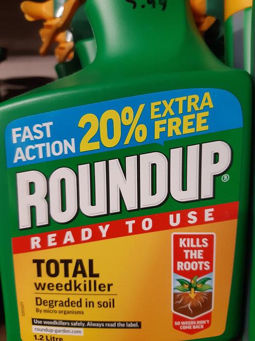 Roundup gun 1.2 l