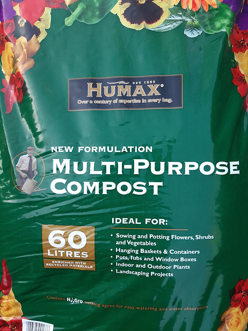 Humax multi purpose compost x3 **SOLD OUT**