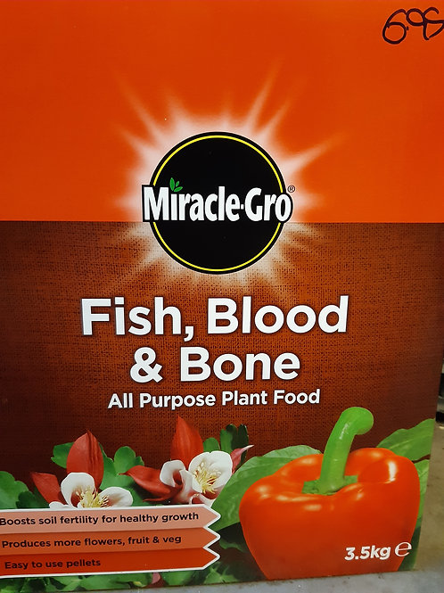 Fish blood and bone 3.5kg