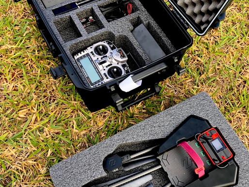 Drones profissionais investidos: SAI será responsável pela internacionalização da Nuvem UAV