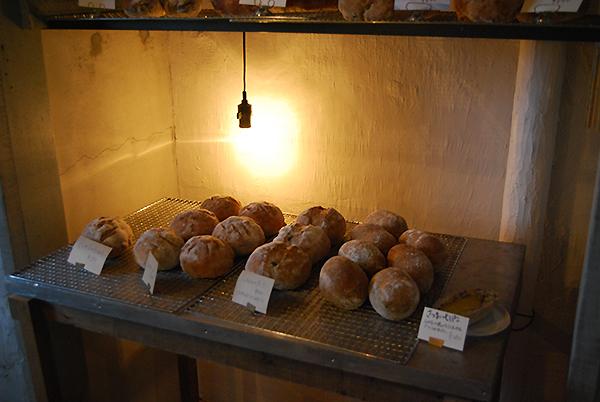 石窯パン(サンテリア)
