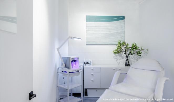 A Medical Spa Inc._Silkpeel Room