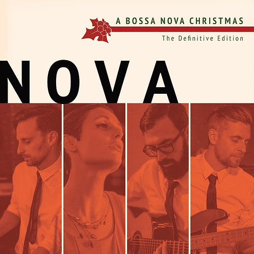 A Bossa Nova Christmas (The Definitive Edition) (CD Format)