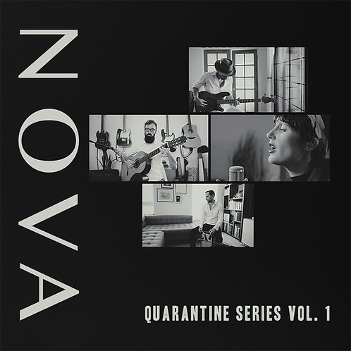 Quarantine Series Vol. 1 (CD Format)