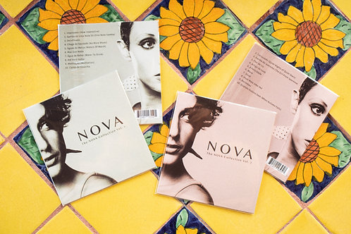 The NOVA Collection Vol. 1 & Vol. 2 Bundle (CD Format)