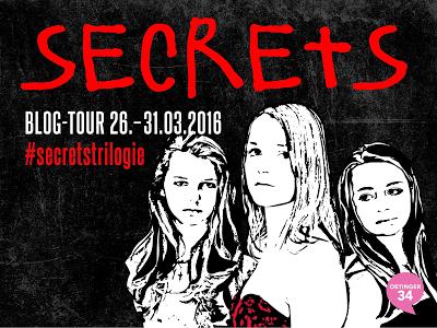 "Große Blogtour zu ""Wem Marie vertraute"""