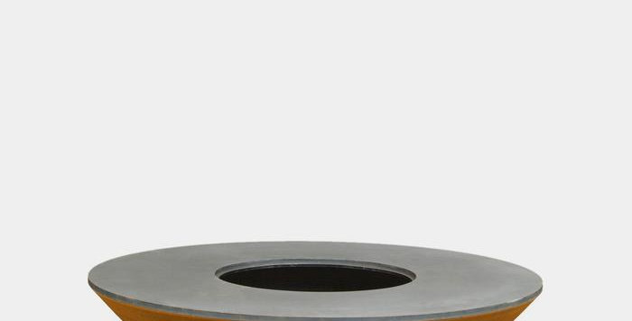 """ARTEFLAME CLASSIC 40"""" - FIRE BOWL WITH COOKTOP"""
