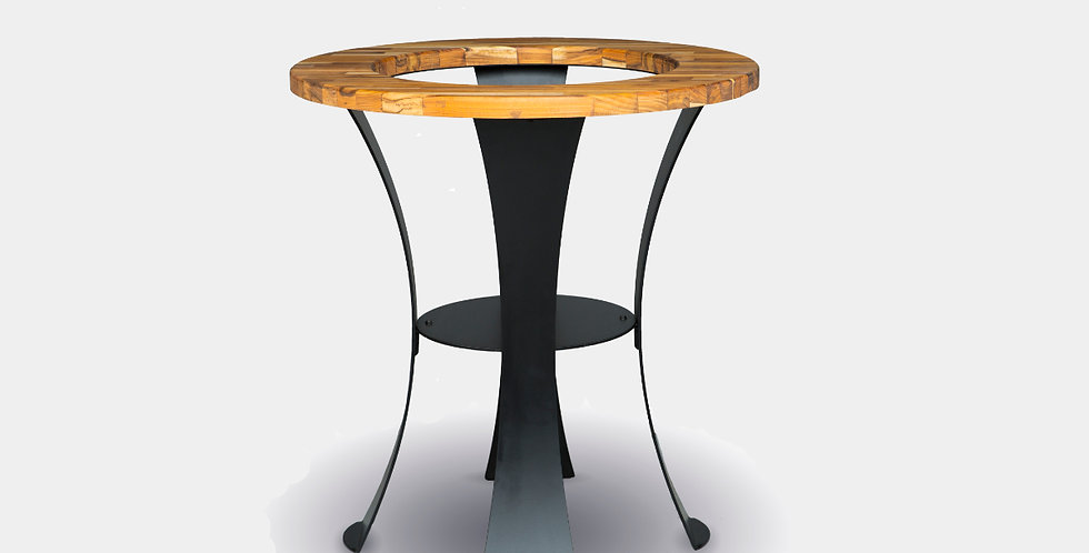"""LEAF GRILL TABLE FOR THE ONE SERIES 20"""""""
