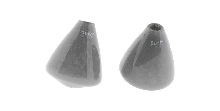 Tumbling Vase - Grey