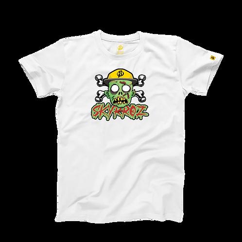 T-Shirt Skyrroz - Zombie