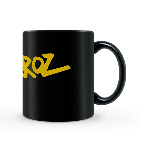Mug Noir Skyrroz.