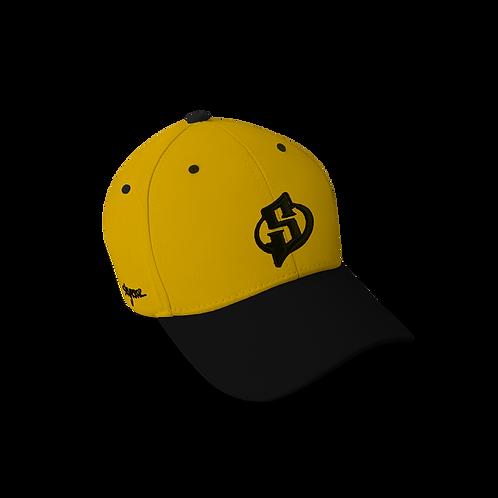 Casquette Baseball Yellow (Ajustable)