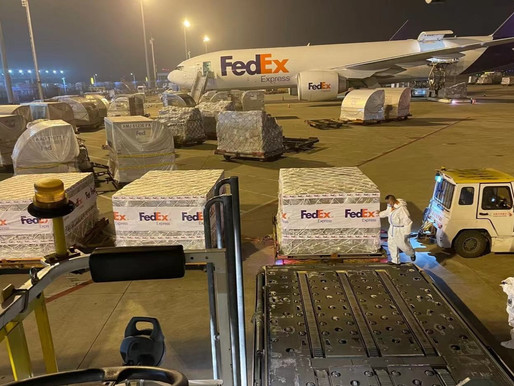 Raytheon Technologies and Pratt & Whitney Send 1,000 Oxygen Concentrators to India