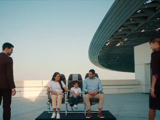 Etihad Airways Reveals New Onboard Safety Video Showcasing the Iconic Louvre Abu Dhabi
