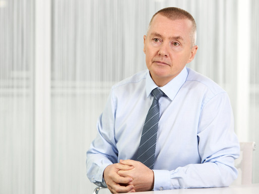 Former IAG Chief Willie Walsh Becomes IATA's Eighth Director General