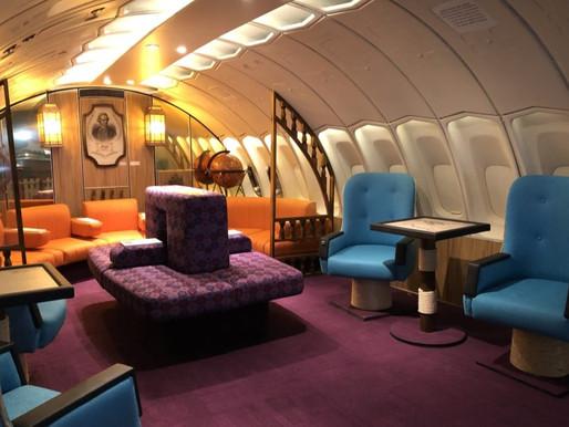 Qantas Founders Museum Unveils 747 Retro Lounge Exhibit