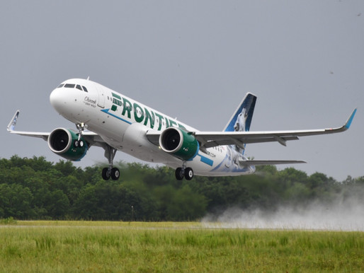 Frontier Airlines Announces Initial Public Offering Launch