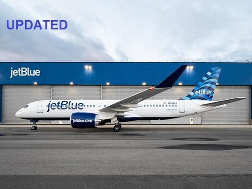 JetBlue Announces $650 Million Senior Convertible Notes Offering