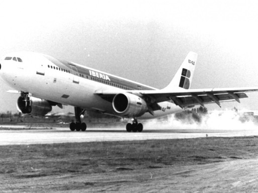 Iberia Celebrates 40 Years of Airbus Aircraft Operations