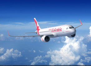 Air Arabia to Resume Flights Between Sharjah and Kyiv, Ukraine From October 25, 2020