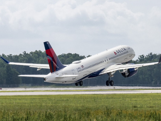 Airbus Delivers First Mobile, Alabama U.S.-Assembled A220 to Delta Air Lines