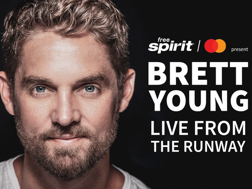 Spirit Airlines Celebrates Launch of New Free Spirit® Loyalty Program With Free Brett Young Concert