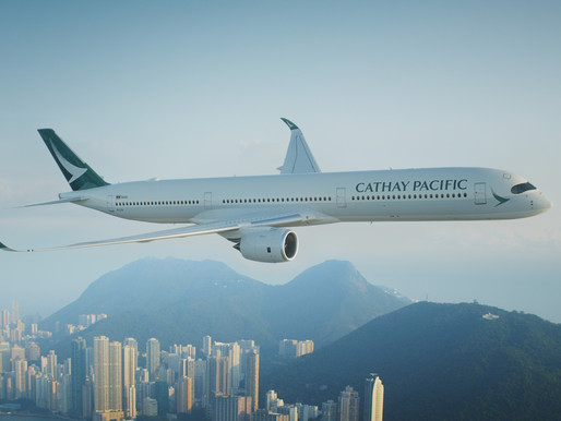 Cathay Pacific and Hong Kong Airlines Welcome Government Initiatives for Aviation Sector