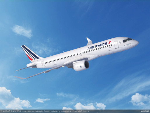 Pratt & Whitney GTF Engines to Power 60 Air France Airbus A220-300s