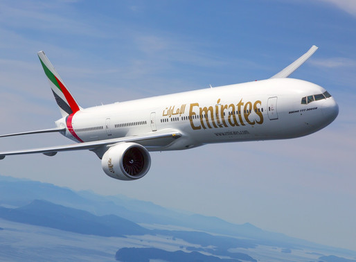 Emirates Announces Expansion of African Network to 15 Cities With Resumption of Flights to Luanda